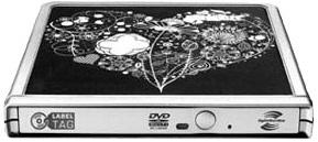 фото Внешний DVD привод Lite-On eNAU508