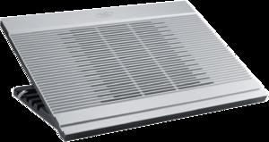 """фото Охлаждающая подставка для ноутбука до 17"""" Deepcool N9"""