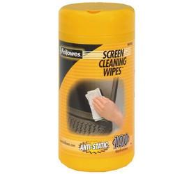 фото Влажные чистящие салфетки Fellowes FS-99703 100 шт.