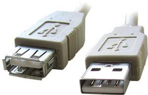 фото Кабель USB 2.0 A-A Gembird CC-USB2-AMAF-6 1.8 м