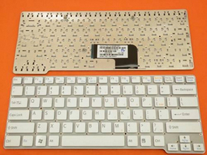 фото Клавиатура для Sony Vaio VPC-S White