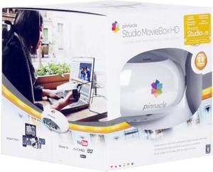 фото Устройство видео захвата Pinnacle Systems Studio MovieBox HD V.15