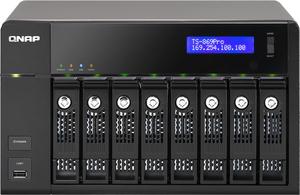 """фото Сетевое хранилище данных Внешний контейнер для HDD 2.5/3.5"""" QNAP TS-869 Pro"""