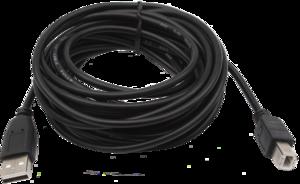 фото Кабель USB 2.0 AM-BM 5 м