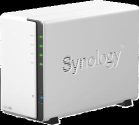 фото Сетевое хранилище данных Synology DS213air