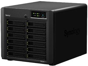"фото Внешний контейнер для HDD 2.5""/3.5"" Synology DX1211"