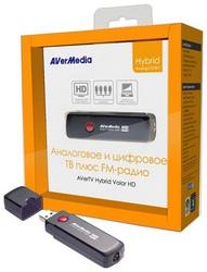 USB TV/FM тюнер AVerMedia Technologies AVerTV Hybrid Volar HD SotMarket.ru 3550.000