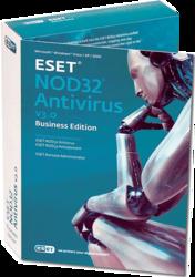 фото ESET NOD32 Antivirus Business Edition