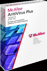 McAfee AntiVirus Plus 2012 SotMarket.ru 1120.000