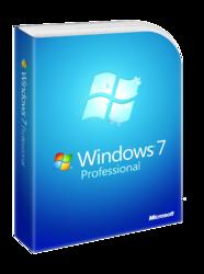 фото Microsoft Windows 7 Professional 64-bit Russian