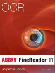 фото ABBYY FineReader 11.0 Corporate Edition 3 ПК