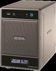 фото Сетевое хранилище данных NETGEAR RNDU4000-100PES