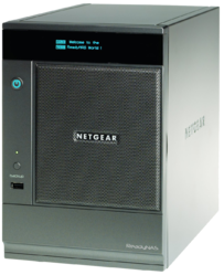 фото Сетевое хранилище данных NETGEAR RNDU6000-100PES