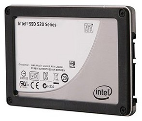 фото Жесткий диск Intel SSD 240GB 520 Series SSDSC2CW240A310