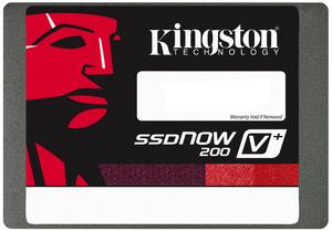 фото Жесткий диск Kingston SSDNow V+200 120GB SVP200S37A/120G