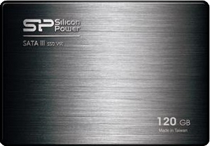 фото Жесткий диск Silicon Power V60 SSD SP120GBSS3V60S25 120GB