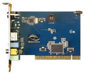 фото PCI TV/FM тюнер Beholder Behold TV 501