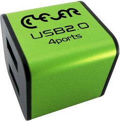 фото USB Хаб Clever Cube 4 Ports USB2.0