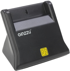 Фото cardreader Card Reader Ginzzu GR-492