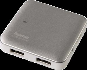 фото USB хаб HAMA H-53243