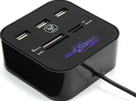 USB хаб Konoos UK-29 SotMarket.ru 710.000