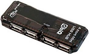 фото USB хаб QbiQ HB42