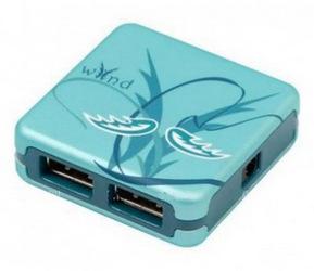 фото USB хаб G-CUBE GUE-55W