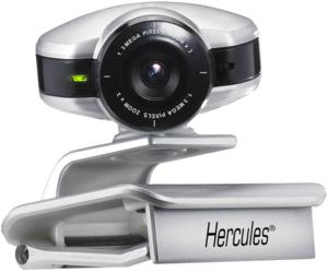 фото Веб-камера Hercules Dualpix HD