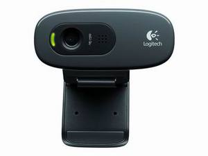 Фото Logitech HD Webcam C270