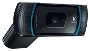фото Веб-камера Logitech HD WebCam B910