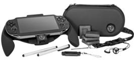 Набор аксессуаров для Sony PlayStation Vita Black Horns BH-PSV0801(R) (16 в 1) SotMarket.ru 1340.000