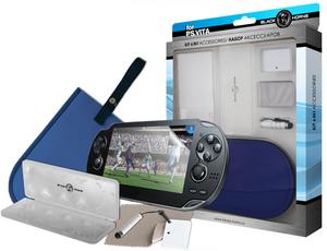 Набор аксессуаров для Sony PlayStation Vita Black Horns BH-PSV0802(R) (6 в 1) SotMarket.ru 510.000