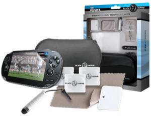 Набор аксессуаров для Sony PlayStation Vita Black Horns BH-PSV0803(R) (8 в 1) SotMarket.ru 1120.000