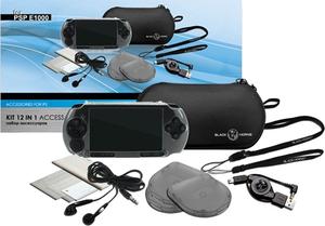 Набор аксессуаров для Sony PSP E1000 BH-PSE0801(R) (12 в 1) SotMarket.ru 590.000