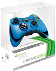 Джойстик для Microsoft Xbox 360 Wireless Controller Chrome Series