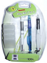 Набор аксессуаров для Nintendo DS Lite Play kit TB-DSL701 (7 в 1) SotMarket.ru 270.000
