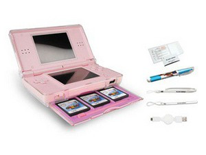 Набор аксессуаров для Nintendo DS Lite Crystal Treasure Case BH-DSL09611 (7 в 1) SotMarket.ru 190.000