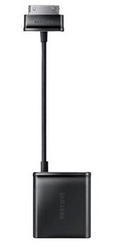 Фото мультимедийного кабеля для Samsung GALAXY Tab 10.1 P7100 EPL-3PHPBEGSTD ORIGINAL