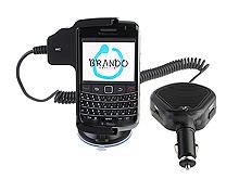фото Автомобильный держатель для BlackBerry Bold 9700 с громкой связью и зарядкой