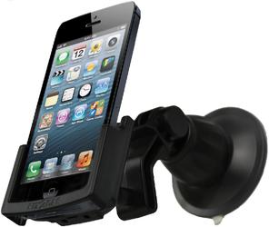 Автомобильный держатель для Apple iPhone 5 Fix2Car 60197 с зарядкой SotMarket.ru 1840.000