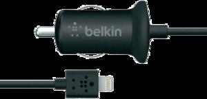 фото Автомобильное зарядное устройство для Apple iPad 4 Belkin F8J075bt