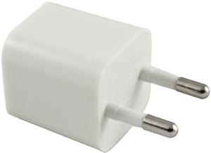 фото Универсальное зарядное устройство Partner USB 1A + micro USB кабель