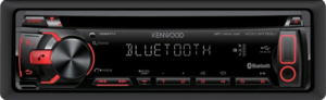 фото Автомагнитола Kenwood KDC BT33U