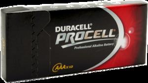 фото Батарейки Duracell Procell LR03