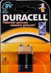 фото Батарейки Duracell 6LR61-1BL