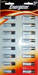 фото Батарейки Energizer LR03-16BL