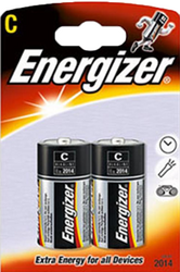 фото Батарейки Energizer LR14-2BL