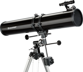 фото Телескоп Celestron PowerSeeker 114 114x900 EQ