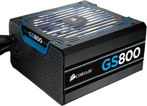 фото Блок питания Corsair GS800 800W