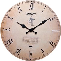 фото Настенные часы Scarlett SC-25P